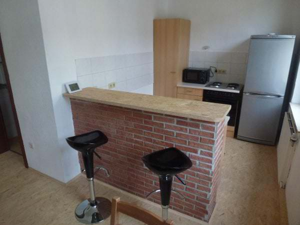 Wohnung mit Bar