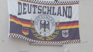 Deutschland Fahne zur WM 2014