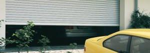 Garagentor installieren