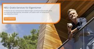 EigentümerPlus - Das Portal für Eigentümer auf Immobilienscout24.de