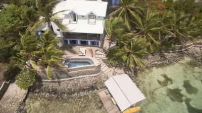 Drohne für immobilienmakler