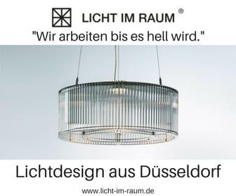 Lichtdesign aus Düsseldorf