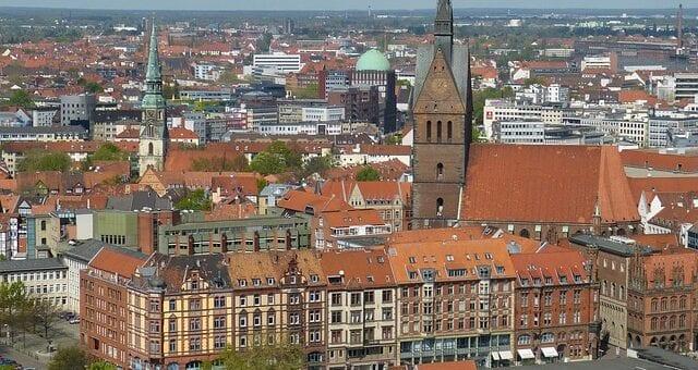 Hannover und die Gemeinde Wedemark