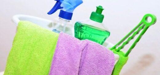 Reinigungsmittel ökologisch nachhaltig